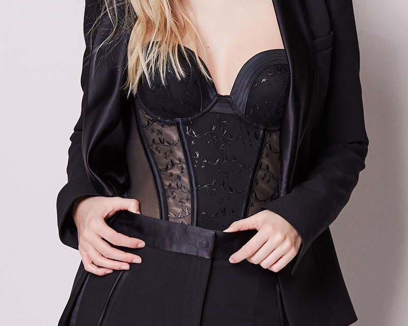 Quelle lingerie de soirée porter sous sa tenue du Nouvel An ?